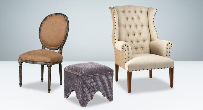 Vintage-Inspired Furniture by Zentique at Gilt