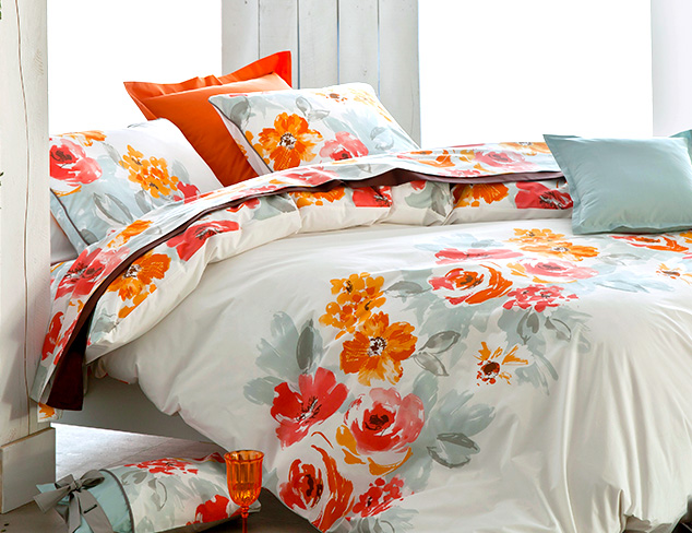 Wake Up: Colorful & Bold Bedding at MYHABIT