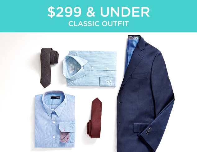 $299 & Under: Classic Outfit at MYHABIT
