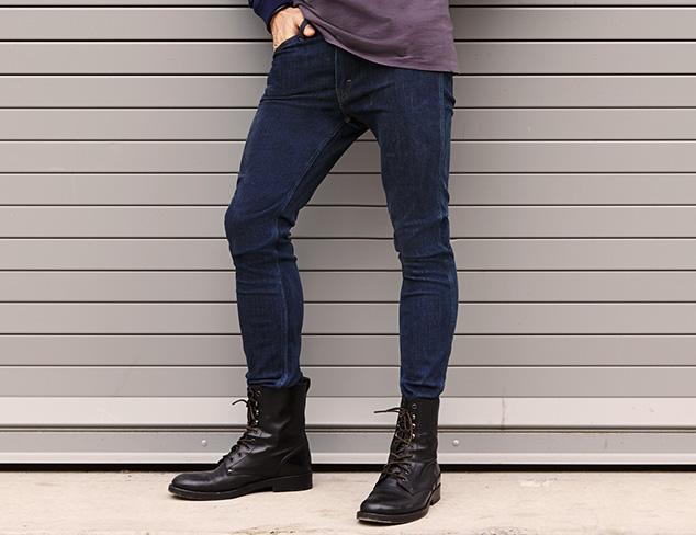 Skargorn V Slim Fit Jean
