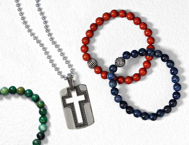 65% Off: Stephen Oliver Jewelry at MYHABIT