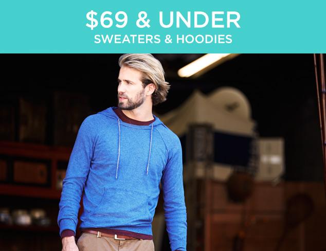 $69 & Under: Sweaters & Hoodies at MYHABIT