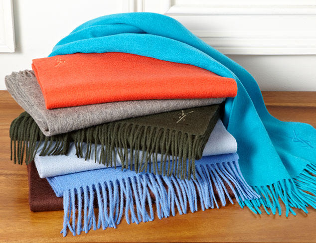 70% Off: Yves Saint Laurent Scarves at MYHABIT