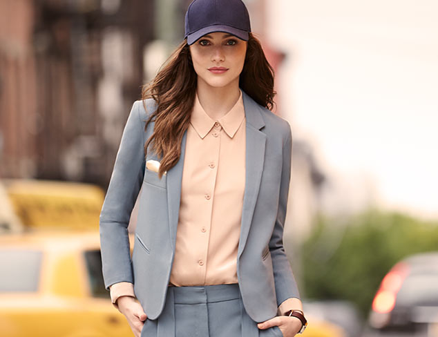 9-to-5 Style: Blouses & Blazers at MYHABIT