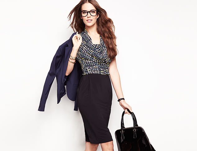 9-to-5 Style: Dresses at MYHABIT