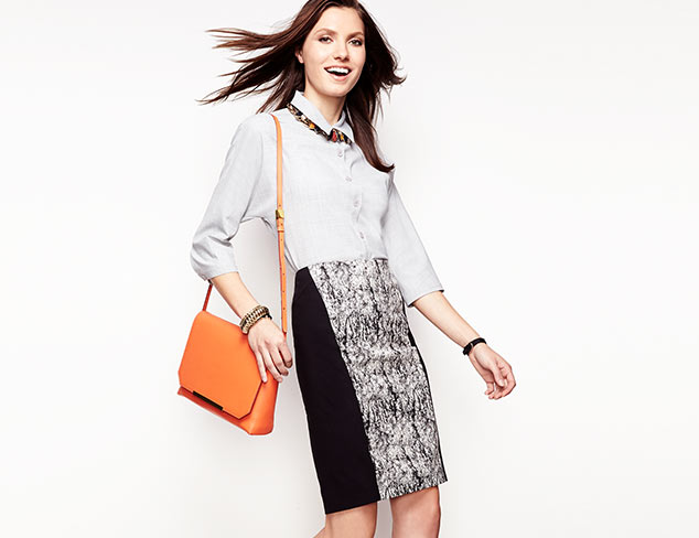 9-to-5 Style: Pants & Skirts at MYHABIT