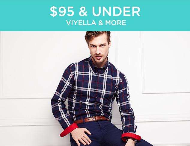 $95 & Under: Viyella & More at MYHABIT