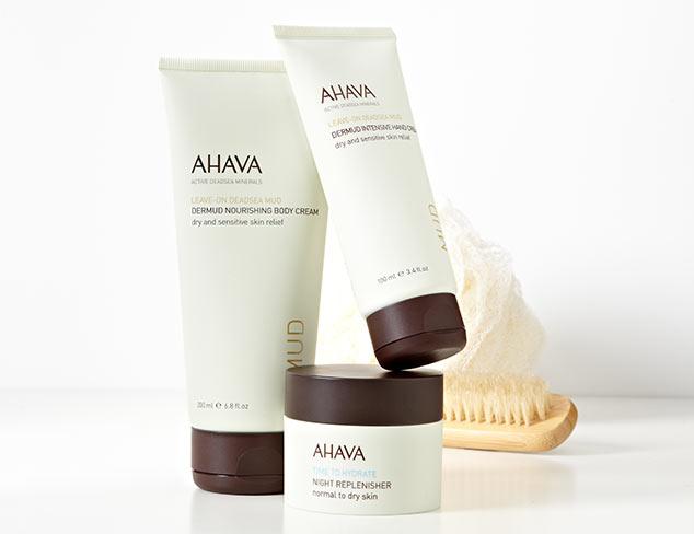 AHAVA Luxurious Nature-inspired Skincare