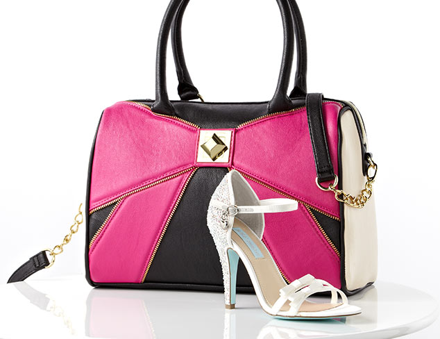 Betsey Johnson Shoes & Handbags at MYHABIT