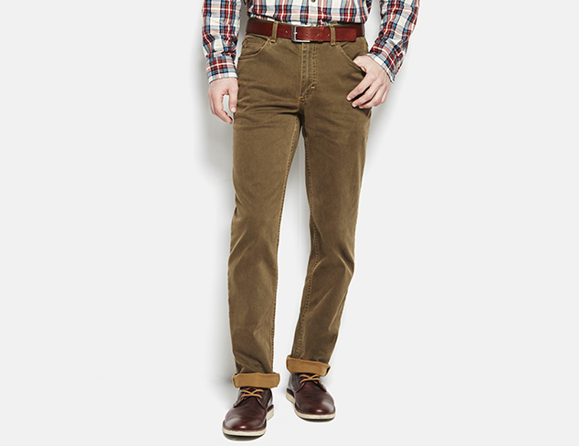 Bill's Khakis at MYHABIT