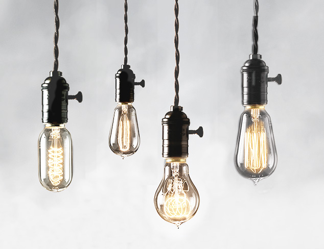Bright Ideas: Bulbs & String Lights at MYHABIT