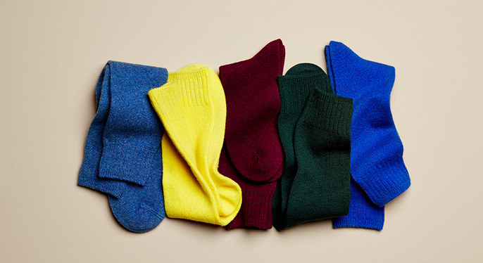 Cashmere Socks Feat. Ilux at Gilt
