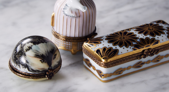 Chamart Limoges at Gilt