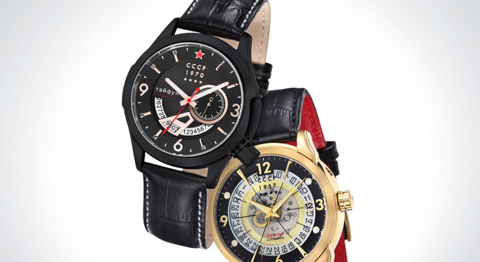 Contemporary Timepieces Feat. House of Horology at Gilt