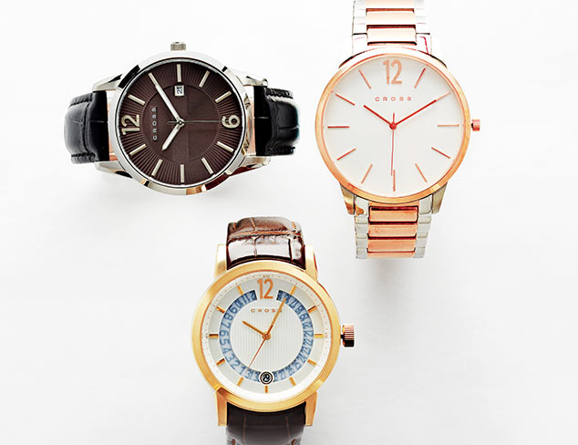 Cross Watches at MYHABIT