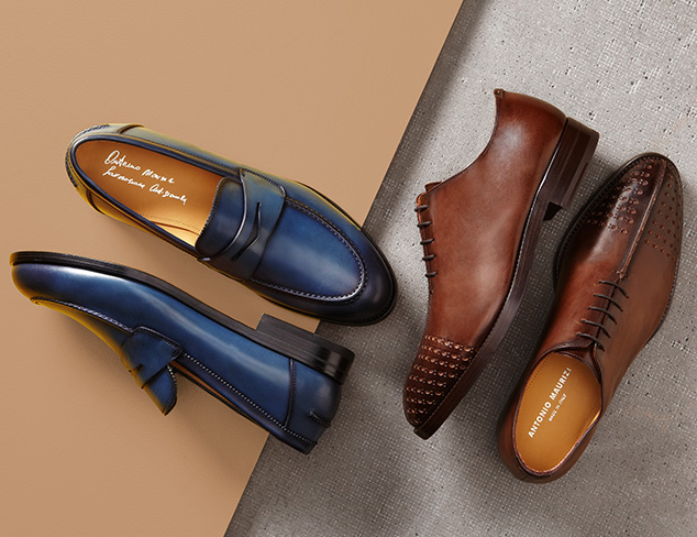 Dapper Style: Dress Shoes at MYHABIT