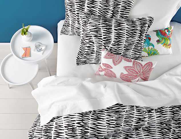 Designer Bedding feat. Trina Turk at MYHABIT