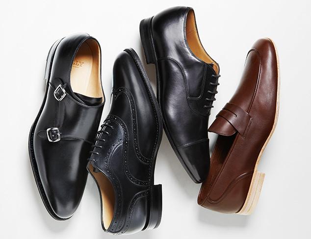 Designer Dress Shoes feat. Bally at MYHABIT