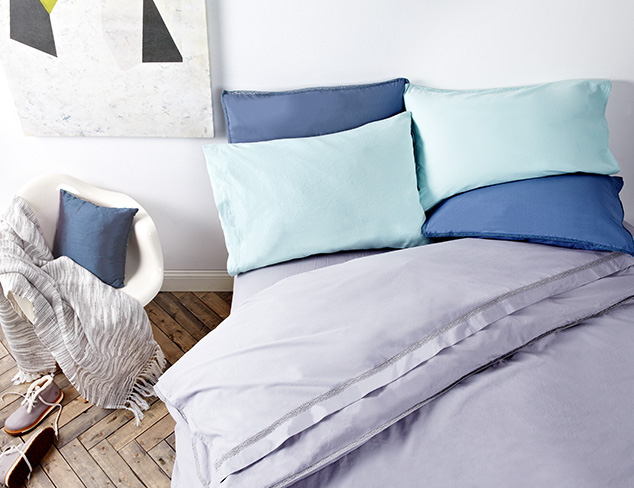 Dreamweaver: Bold & Basic Bedding at MYHABIT
