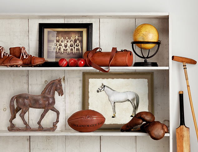 Equestrian-Inspired Accents at MYHABIT