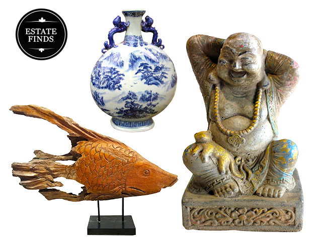 Estate Finds: Asian Influence at MYHABIT