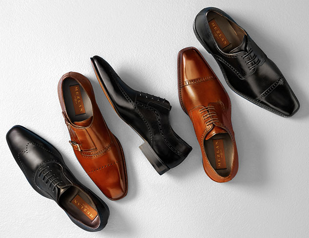 Executive Approved: Shoes feat. Mezlan at MYHABIT