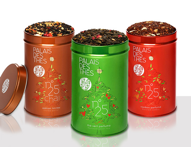 Holiday Teas by Palais des Thés at MYHABIT