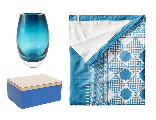 Hues of Blue: Accents, Bath & Décor at MYHABIT