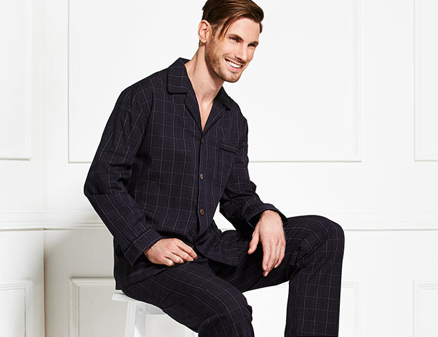 Ike Behar Sleepwear at MYHABIT
