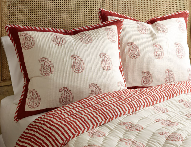 Inspired by India: Bedding at MYHABIT