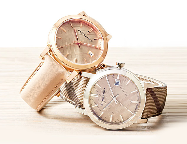 Investment Pieces: Designer Watches at MYHABIT