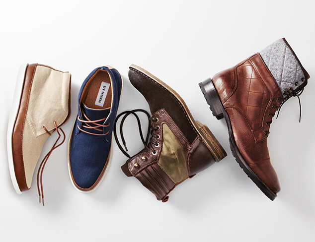 Lace-Up Boots feat. 7 for All Mankind at MYHABIT