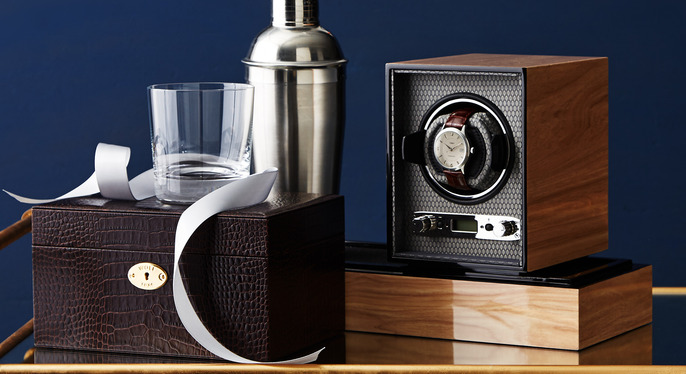 Luxe Gifts for Him at Gilt
