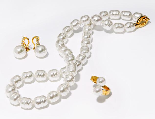 Majorica Jewelry at MYHABIT