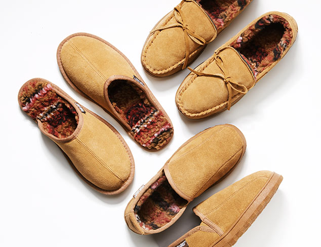 Muk Luks Slippers & Shoes at MYHABIT