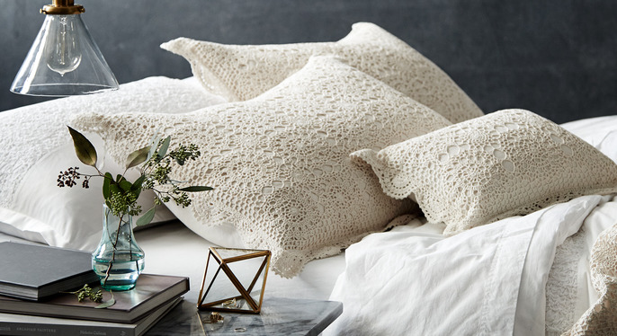 New to Gilt: Melange Home Bedding at Gilt