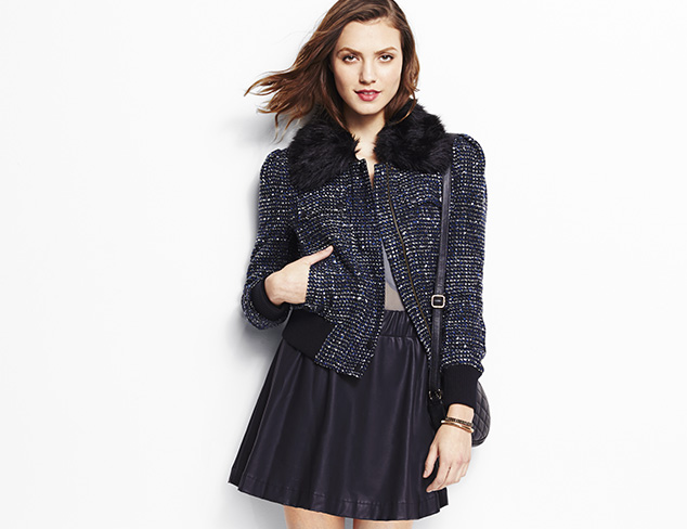 Outerwear feat. BCBG, S13 & More at MYHABIT