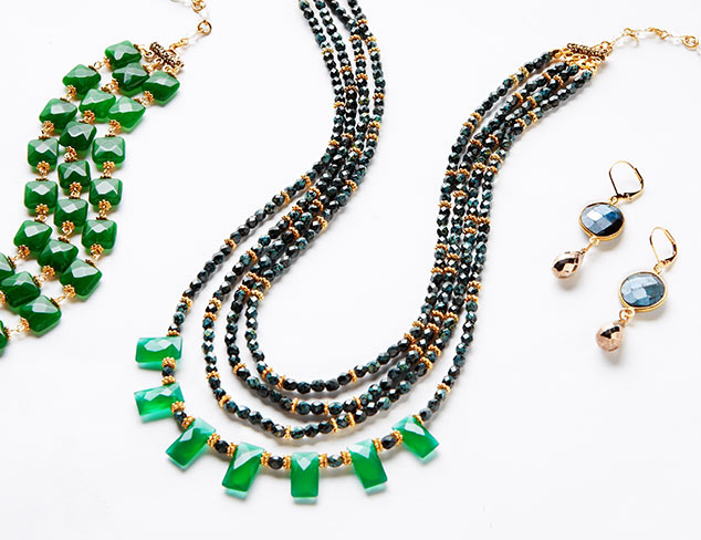 Rachel Reinhardt Jewelry at MYHABIT