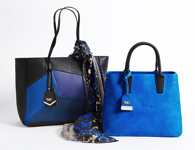 Scarves & Bags by Poverty Flats at MYHABIT
