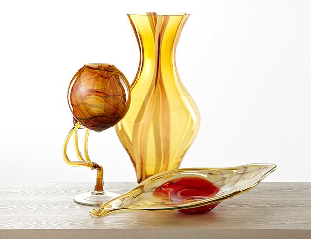 Simply Stunning: Art Glass at MYHABIT