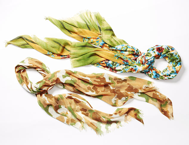 Sir Alistair Rai Fall Scarves at MYHABIT