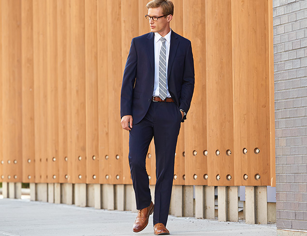 Sleek Suits feat. Kenneth Cole New York at MYHABIT