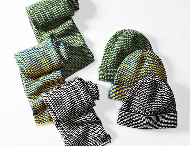 Sofia Cashmere Accessories at MYHABIT