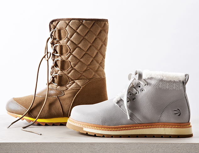 The Boot Shop: Winter Weather at MYHABIT