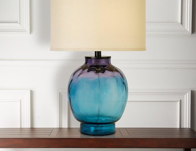 The Home Shop: Lamps at MYHABIT