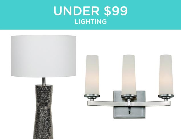 Under $99: Lighting at MYHABIT