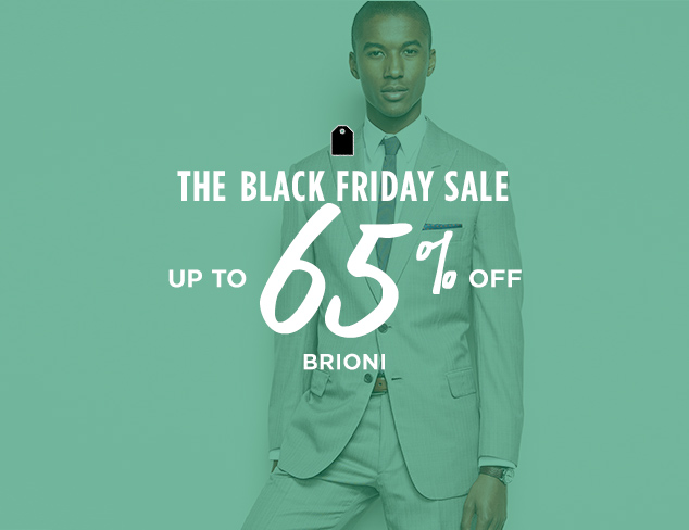 Up to 65% Off: Brioni at MYHABIT