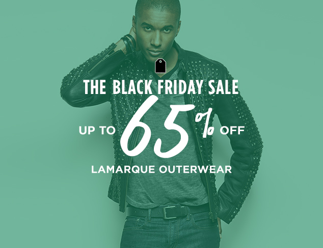 Up to 65% Off: LaMarque Outerwear at MYHABIT
