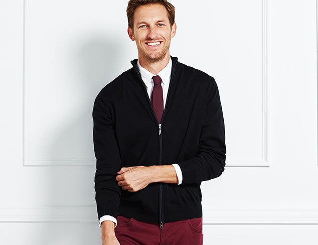 Up to 65% Off: Toscano Sweaters at MYHABIT