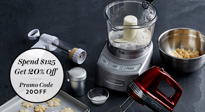 Up to 70% Off: Cuisinart Appliances at Gilt